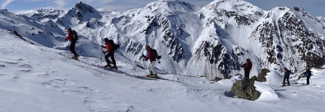 Stage Tuxer Alpen 2013